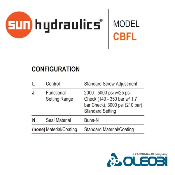 CBFLLJN_sunhydraulics_oleobi