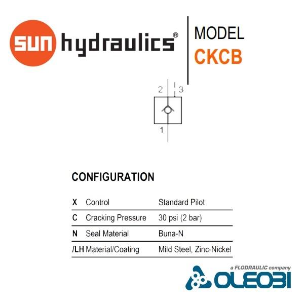 CKCBXCN/LH_sunhydraulics_oleobi