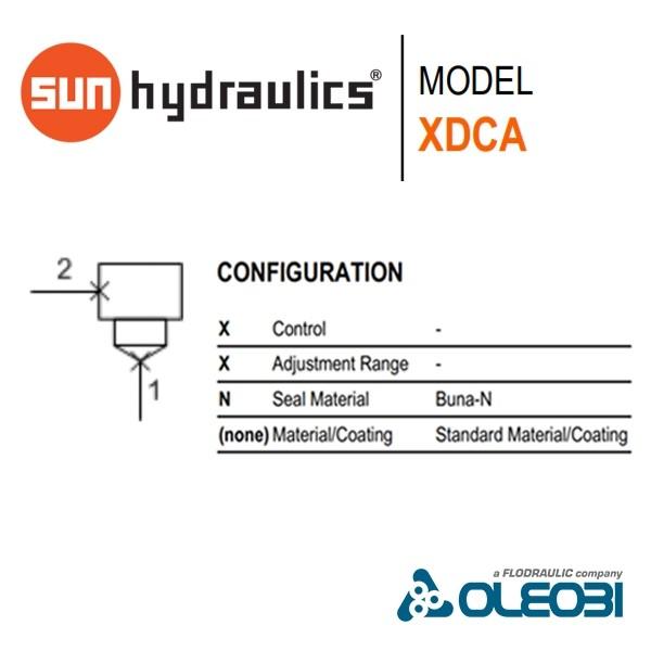 XDCAXXN_sunhydraulics_oleobi